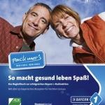 Bayern 1: Pack mer's. So macht gesund leben Spaß!